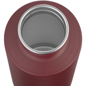 Esbit Sculptor Drinking Bottle 1l burgundy red
